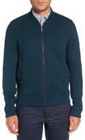 Ted Baker Men's 'Bruno' Trim Fit Quilted Baseball Jacket