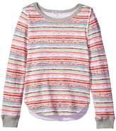 Splendid Littles Striped Print Sweater Girl's Sweater