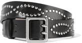 Rag & Bone Cynthia Studded Leather Belt