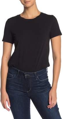 Joe's Jeans Crew Short Sleeve T-Shirt Bodysuit