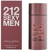 Carolina Herrera 212 Sexy by For Men. Eau De Toilette Spray 3.4-Ounces by