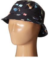Quiksilver Max The Full Bucket Hat (Little Kid/Big Kid)