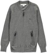 Burberry Jaxson Zip-Up Swearshirt