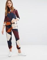 Vero Moda Color Block Track Pants