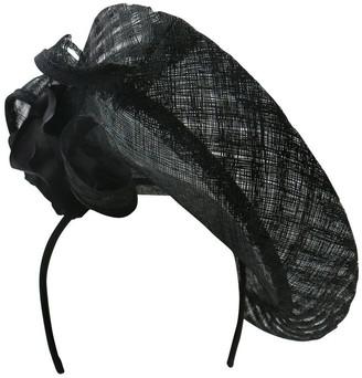 Morgan & Taylor Net Plate On Headband