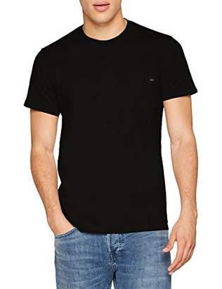 Edwin Men's Pocket TS T - Shirt, Grey Marl DF67, ((Size:)