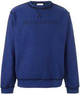 J.W.Anderson crew neck sweatshirt
