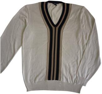 Gucci Beige Cotton Knitwear & Sweatshirts