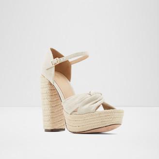 Rachel Zoe Bowie Knotted Front Platform Sandals
