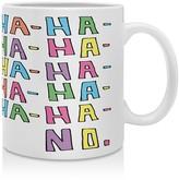 DENY Designs Leeana Benson Ha Ha No Mug
