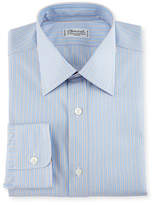 Charvet Striped Cotton Dress Shirt