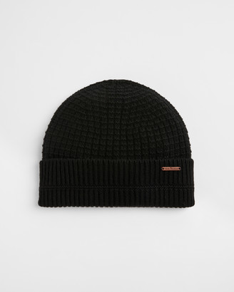 Ted Baker HATHAT Knitted beanie hat