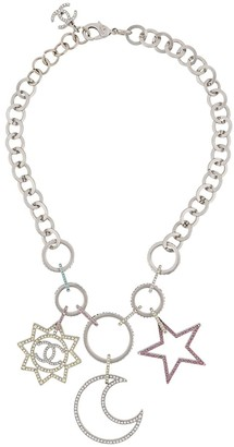 Chanel Pre Owned 2017 Charm Necklace