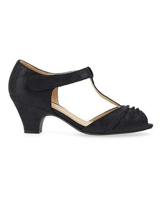 Jd Williams Occasion T Bar Shoes E Fit