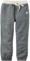 Carter's Baby Boy Marled French Terry Jogger Pants