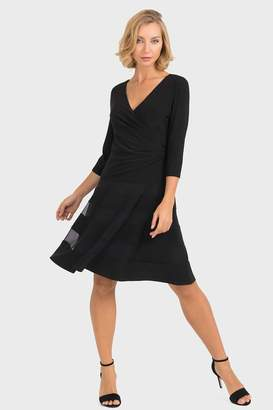 Joseph Ribkoff Barbara Fit-And-Flare Dress