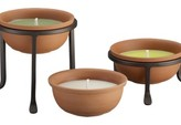 Citronella Candlepots/Stands