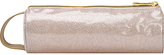 Mi-Pac Glitter Pencil Case, Pink