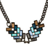 Giles & Brother Crystal Pendant Necklace