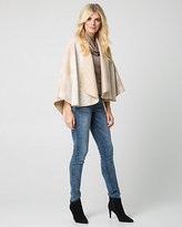 Le Château French-Made Blanket Scarf