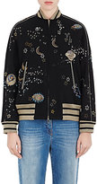 """Valentino Women's """"Astro Couture"""" Embellished Bomber Jacket"""