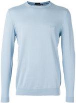 HUGO BOSS crew neck jumper - men - Cotton - XL