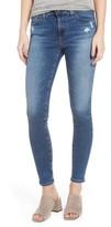 AG Jeans Women's Middi Ankle Skinny Jeans