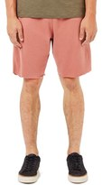Topman Men's 'Co-Ord Collection' Cutoff Jersey Knit Shorts