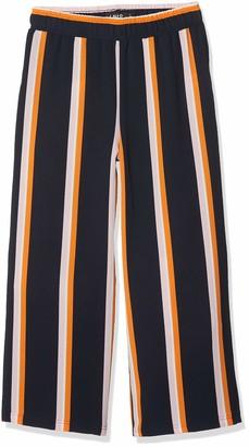 Name It Girl's Nlfocami Wide Pant Noos Trouser