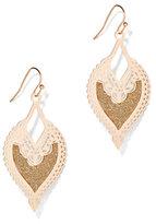 New York & Co. Filigree Drop Earring