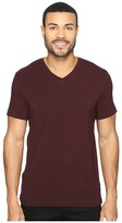Kenneth Cole Sportswear - Short Sleeve V-Neck Men's Short Sleeve Pullover