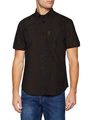 Ben Sherman Men's SS House Check Casual Shirt,XX-Large