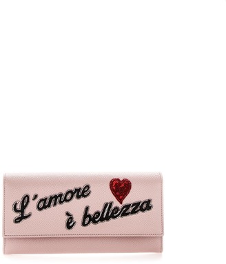 Dolce & Gabbana L'amore Wallet