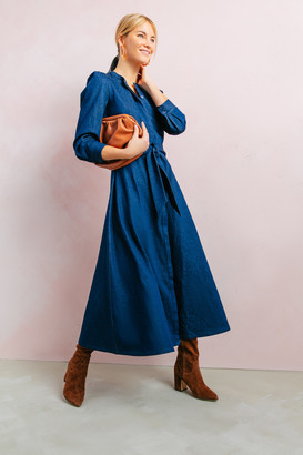 Denim Catherine Dress