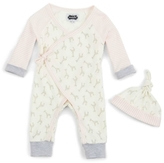 Mud Pie Pink Giraffe Set