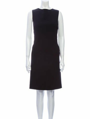 Bottega Veneta Wool Knee-Length Dress Wool