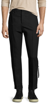 Diesel Black Gold Pastring Cotton Trousers