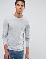 Celio Slim Fit Long Sleeve Top