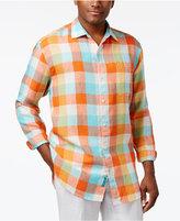 Tommy Bahama Men's Linen Happy Checkmore Shirt