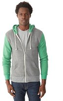 Alternative Men's Color-Blocked Rocky Hoodie