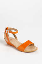 Børn Crown 'Landis' Sandal Arancio Patent 13 M