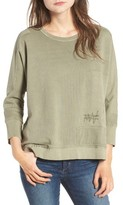 Zadig & Voltaire Women's Ahina Patch Pullover