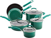 Rachael Ray Porcelain II 10-pc. Cookware Set