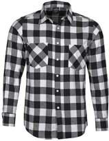 Urban Classics Shirt Black/white