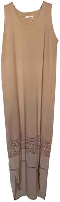 Chloé Beige Wool Dresses