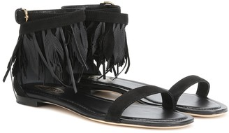 Tod's Suede sandals