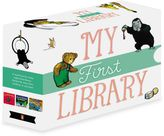 Bed Bath & Beyond My First Library Boxed Board Book Set