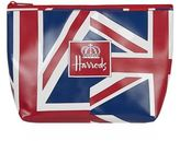 Harrods Vintage Flag Travel Pouch