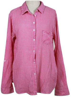 C&C California Pink Cotton Top for Women