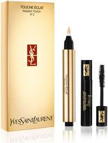 Yves Saint Laurent Limited-Edition Touche Eclat & Shocking Mascara Set